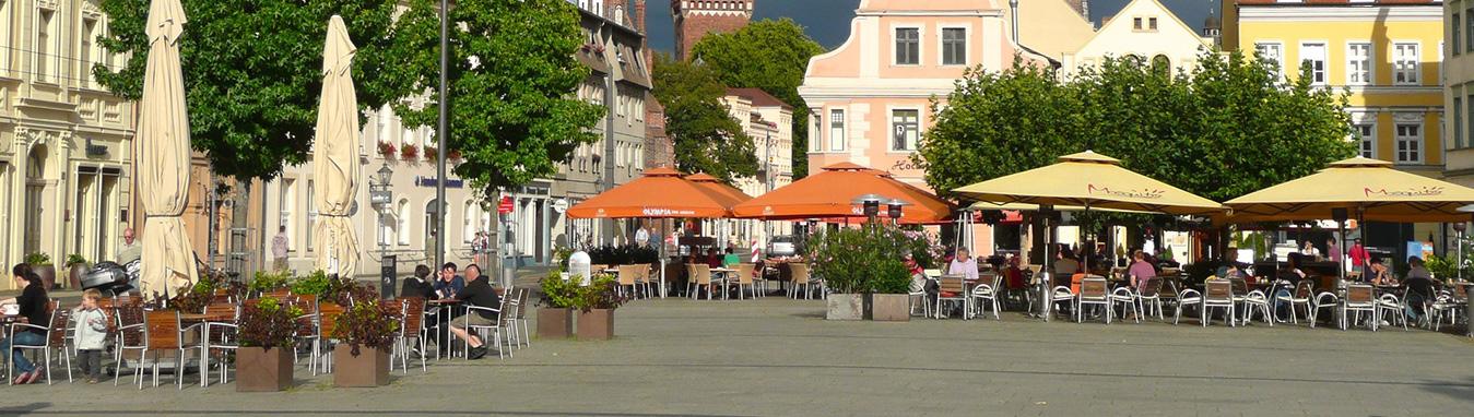 Cottbus Wiki Altmarkt Cottbus